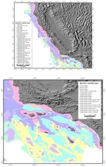 3b benthic habitat & detail